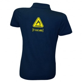 Polo-Shirt Lady - Motiv 2615