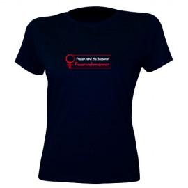 T-Shirt Lady - Motiv 2611