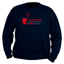 Sweat-Shirt - Motiv 2330