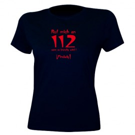T-Shirt Lady - Motiv 2618