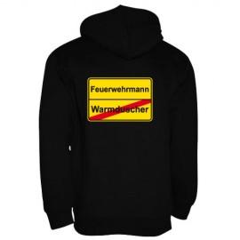 Kapuzen-Sweater - Motiv 2331